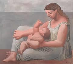 ピカソ 母と子.png
